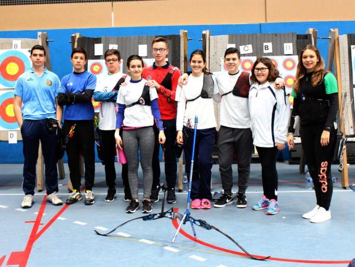 El Club de Tir amb Arc d'Almussafes acull el Campionat de la Comunitat Valenciana en Sala