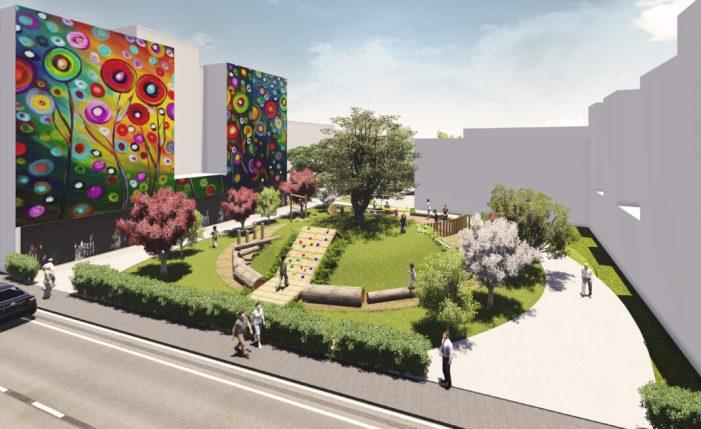 Almussafes estrenarà el nou Parc de la Constitució amb l'arribada de la primavera