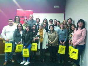 Almussafes busca voluntaris i aprenents per a l'edició 2018 del 'Voluntariat pel valencià'