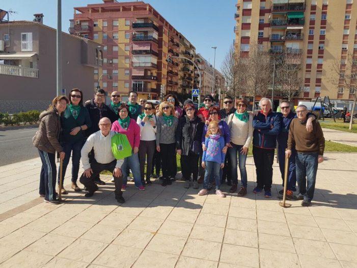 Les associacions de veïns i l'Ajuntament d'Alzira planten 85 arbres i 60 murtes amb les activitats dedicades al mes de l'arbre