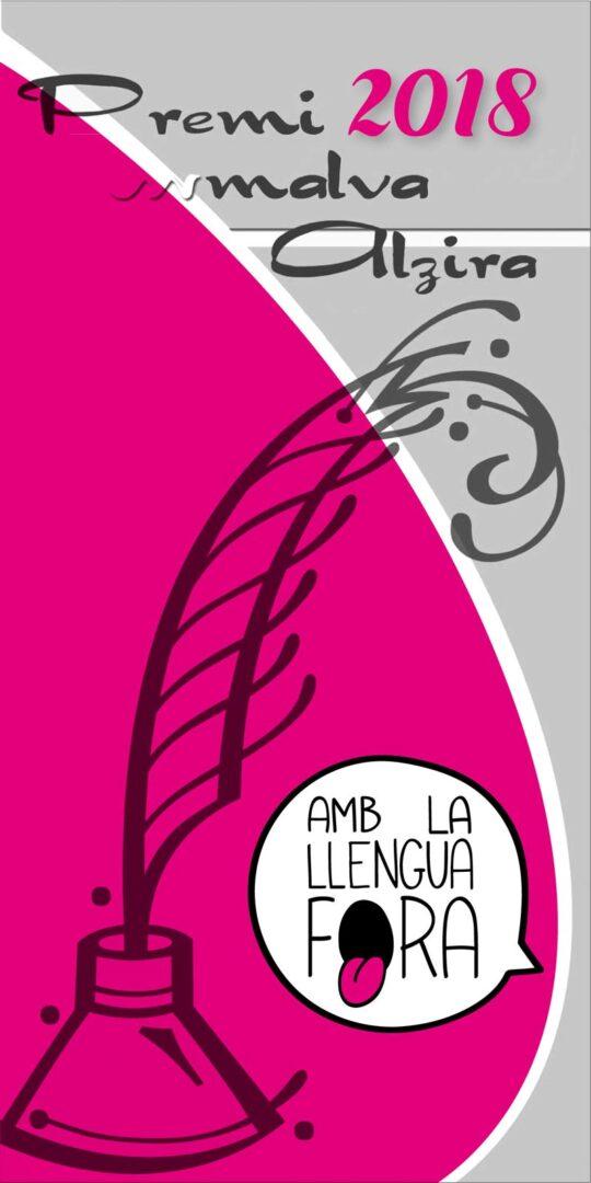 """La Falla Plaça Malva ha convocat la XII edició del """"Premi Malva Alzira al millor poema satíric publicat en un llibret de falla"""