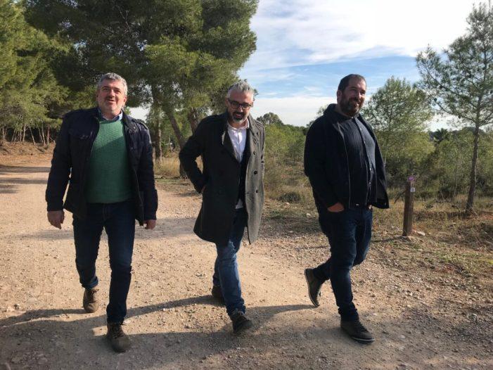 Divalterra realitza actuacions silvícoles en la Vallesa per a millorar la seua biodiversitat