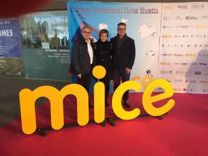 La capital de la Ribera Baixa acollirà enguany diverses projeccions programades dins de la sisena Mostra Internacional de Cinema Educatiu els pròxims 21 i 22 de febrer