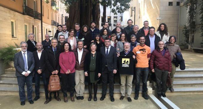 Maria Josep Amigó celebra l'aprovació de la Llei de l'Horta Valenciana després de 17 anys d'oblit i abandonament