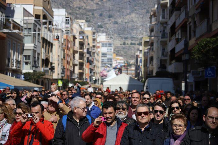 Cullera aconseguix un 80 % d'ocupació hotelera durant les Falles