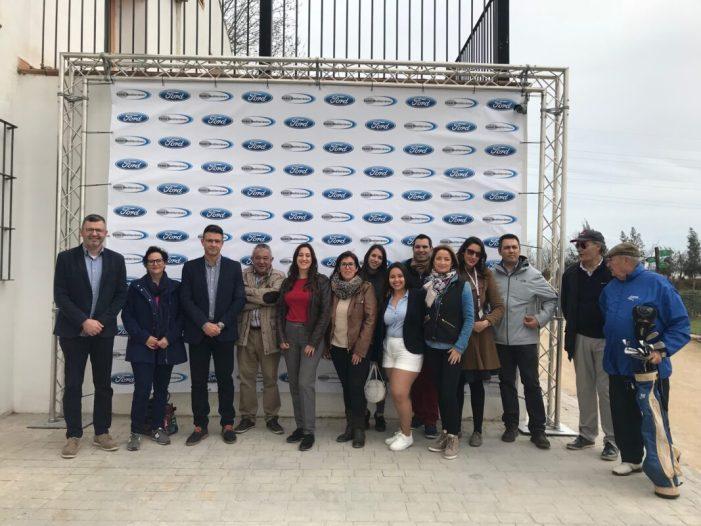 Èxit de participació en l'I torneig de golf solidari d'APPI Almussafes