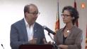 Alzira ha acollit la presentació de la campanya 'STOP AL FOC'