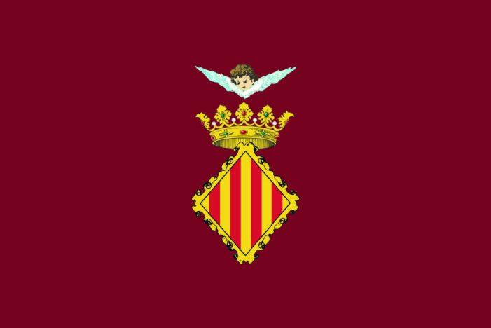 L'Ajuntament de Cullera presenta la seua  nova bandera