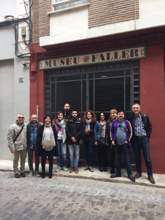 El Museu Faller d'Alzira s'adherix a la Xarxa Valenciana de Museus Fallers