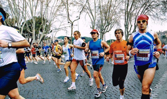 L'ultrafondista almussafeny Mario Márquez Vázquez supera les cent maratons