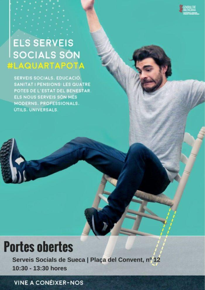 Sueca obri les portes dels seus Serveis Socials