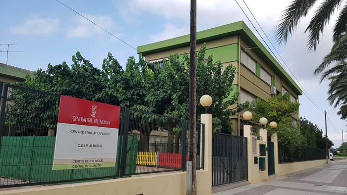 S'obri el termini d'escolarització als centres educatius d'Alzira per al curs 2018-2019