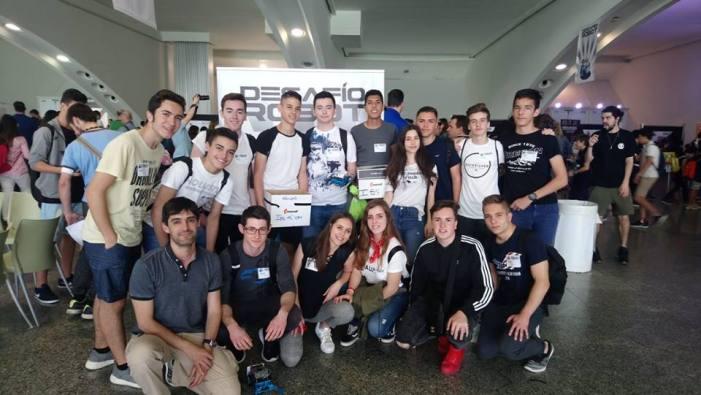 Més de 100 alumnes de l'IES l'Om participen en la X edició de repte robot al Museu de les Ciències de València