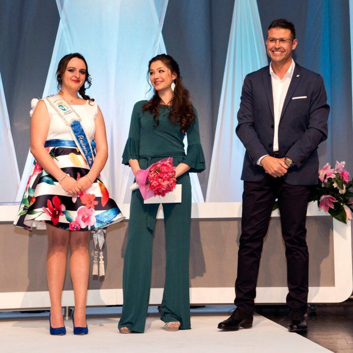 Mª Pilar Revert Soriano, triada Reina de les Festes d'Almussafes 2018