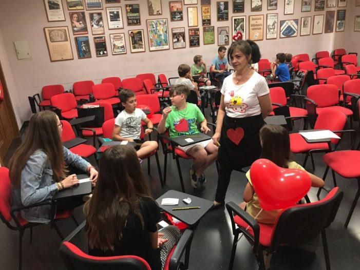 El Consell de la Infància i l'Adolescència d'Almussafes opina sobre el futur de la localitat