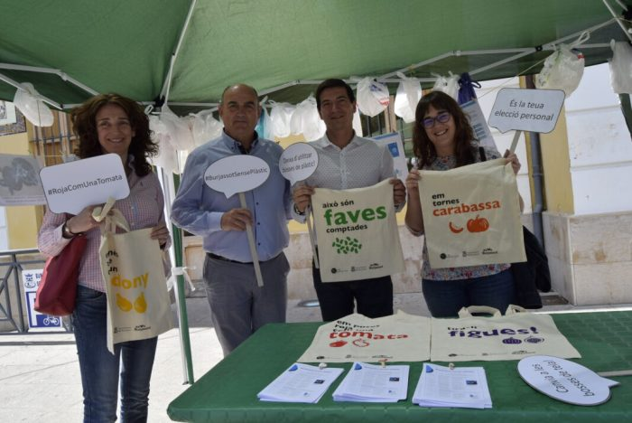 L'Oficina de Sostenibilitat Local i AVIVA llancen un concurs per a rifar 30 borses més de tela