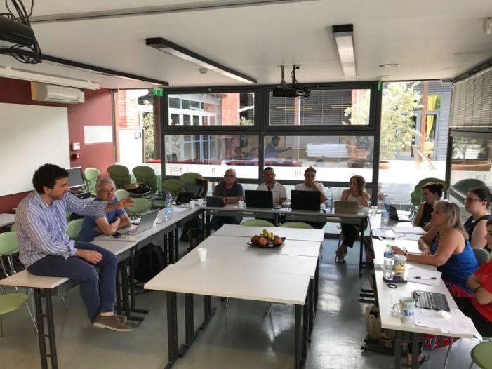 """L'Ajuntament d'Alzira participa en la Universitat de Tessàlia (Grècia) amb el projecte Europeu """"MOM"""""""