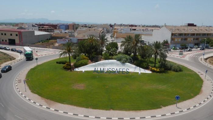 Almussafes col·locarà el primer pas de vianants 3D termofusible d'Espanya