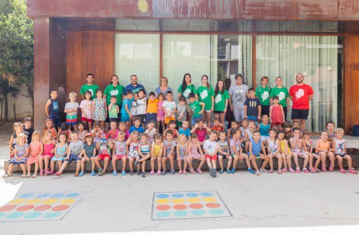 Més de 330 participants gaudixen de les tres escoles d'estiu municipals de Picassent