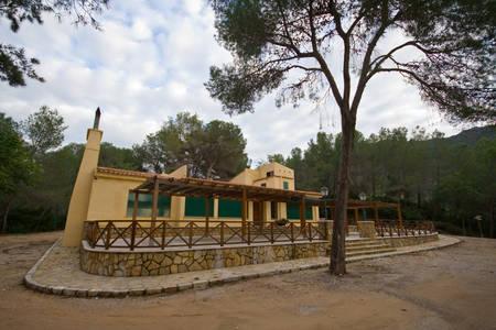 L'Ajuntament d'Alzira realitza una inversió de 15.000 euros per abastir d'energia renovable el restaurant de la Casella