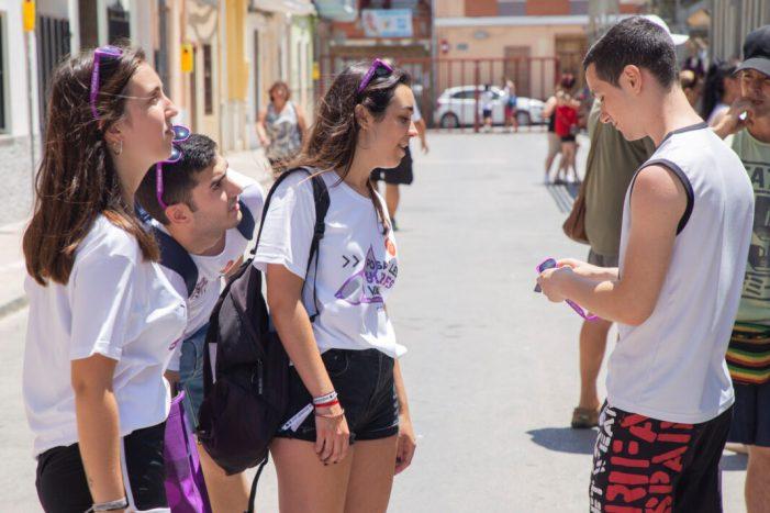 """La Regidoria d'Igualtat  de Picassent impulsarà al llarg de les Festes la Campanya """"Per unes festes sense agressions sexuals"""""""