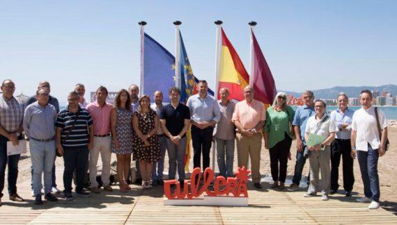 Els municipis turístics creen un bloc a Cullera per a exigir un millor finançament