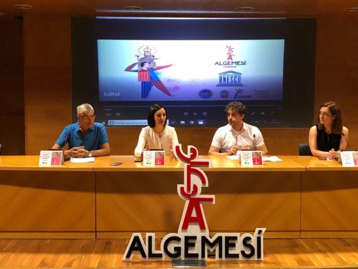 Més de 70 representants internacionals participaran l'Assemblea General de ciutats patrimoni de la humanitat que se celebra a Algemesí del 6 al 8 de setembre