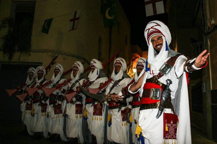 Els Moros i Cristians obrin dues setmanes de festes a Sumacàrcer