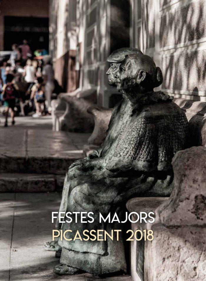 L'Ajuntament de Picassent edita el Llibre de les Festes Majors en la seua edició número 75
