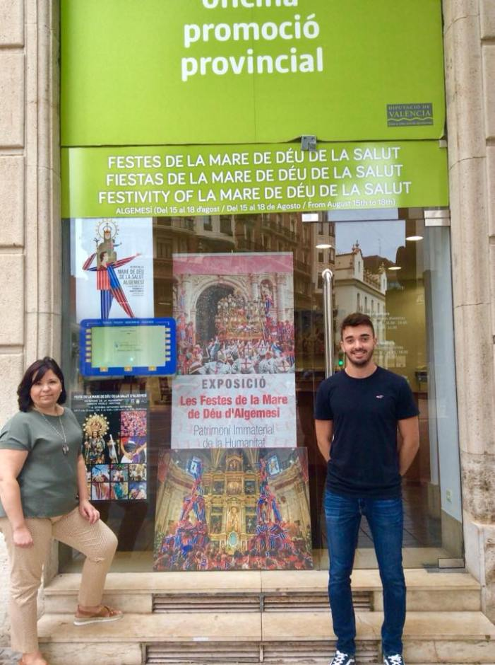La Festa de la Mare de Déu de la Salut es promociona a València