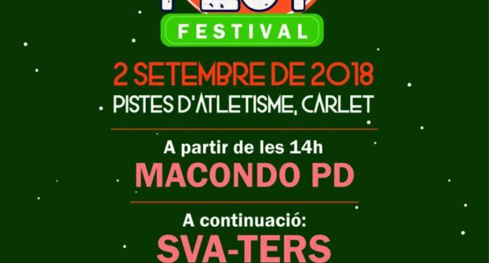 Carlet aposta pels músics valencians amb la primera edició del Kaki Fest Festival.