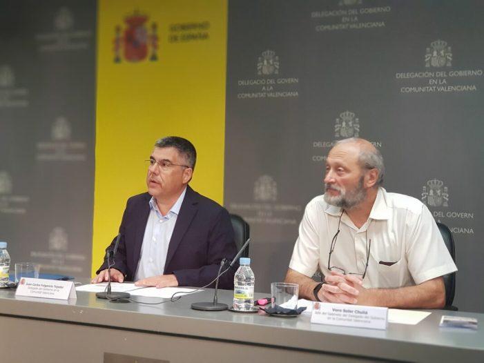 """Juan Carlos Fulgencio assenyala que """"aquest Govern està adjudicant tres vegades més infraestructures ferroviàries que l'anterior"""""""
