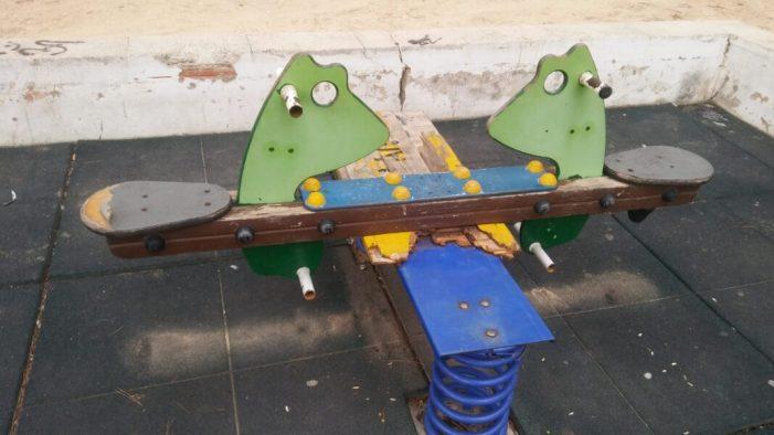 Montserrat renovarà tots els seus parcs infantils per a fer-los més segurs