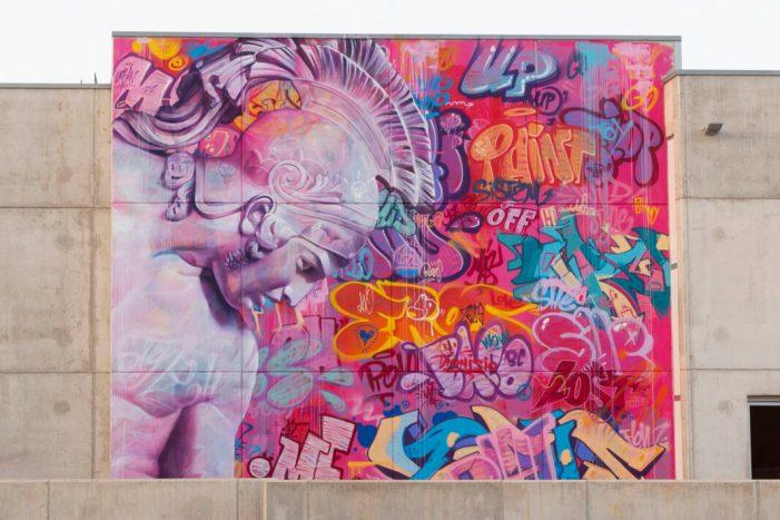 Cromàpica, el Festival d'Art Urbà a Picassent arriba a la seua tercera edició