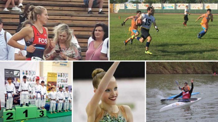 Setembre d'or per als esportistes suecans