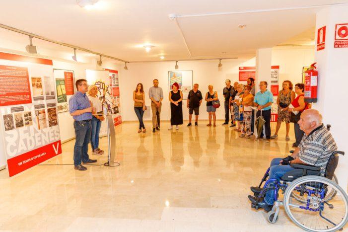 """El Centre Cultural de Mislata acull l'exposició """"Un món sense cadenes"""""""