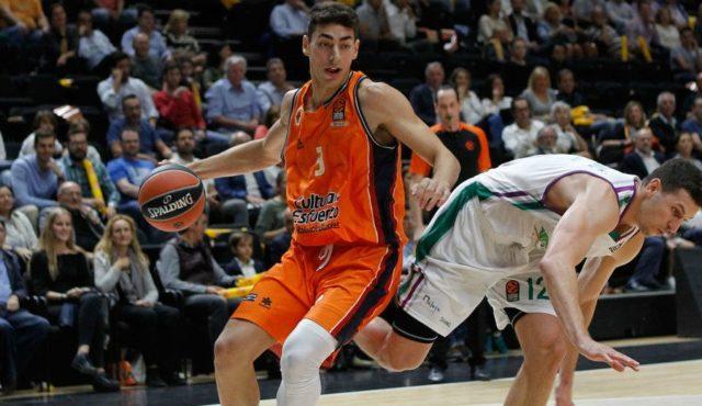 Josep Puerto, cedit al Liberbank Oviedo CB