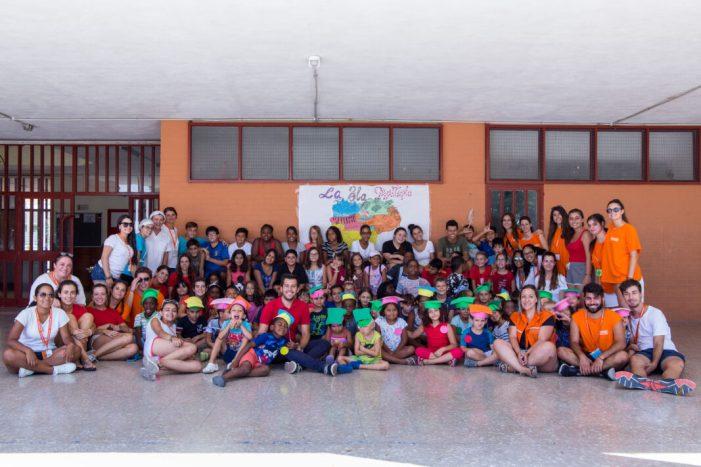 Més d'un centenar de menors es beneficien del programa de menjador social de Mislata