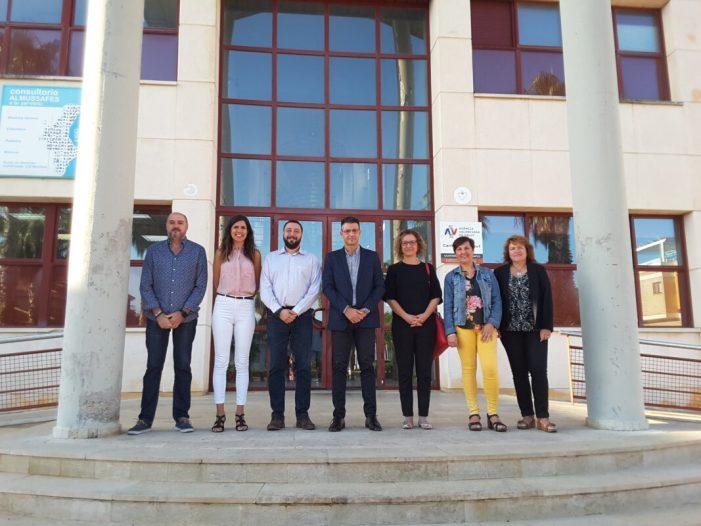 Almussafes inaugura el primer servici de psicooncología de l'AECC descentralitzat de la Ribera