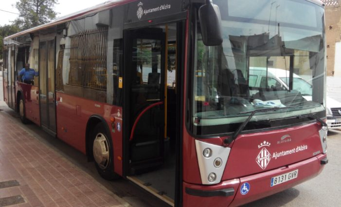 El transport públic de l'autobús urbà serà gratuït, durant la jornada de dissabte, Dia Mundial sense Cotxes