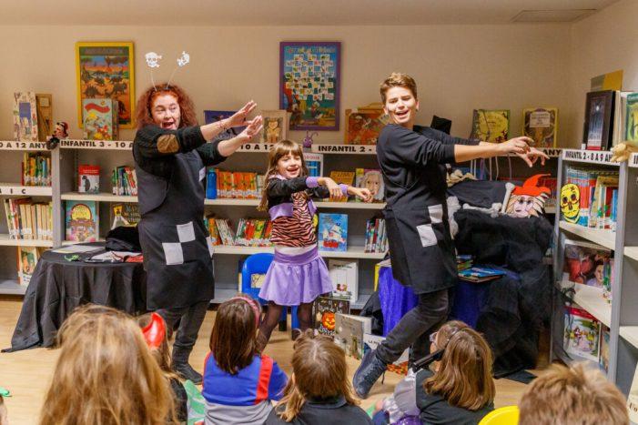 La Biblioteca Municipal organitza una sessió especial per Halloween