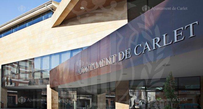L'Ajuntament de Carlet posa en marxa noves mesures per a facilitar el pagament d'impostos