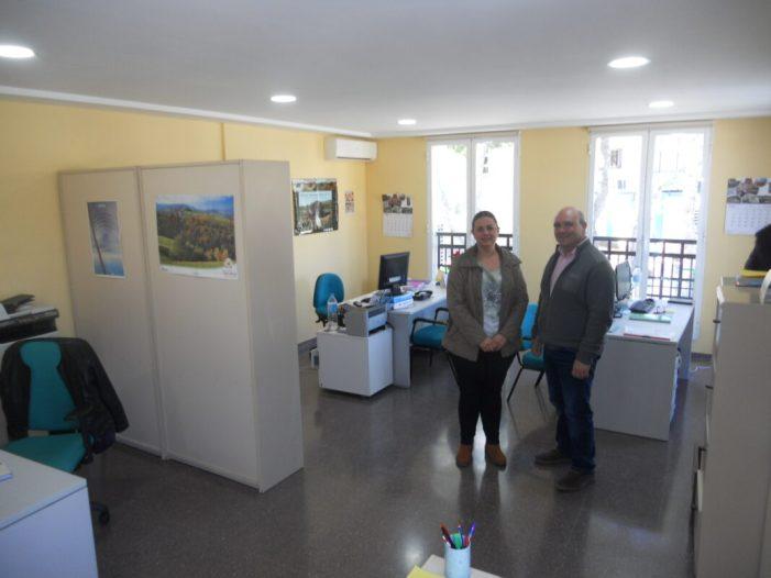 Turís iniciarà en octubre el programa de dinamització de les persones majors i alfabetització informàtica