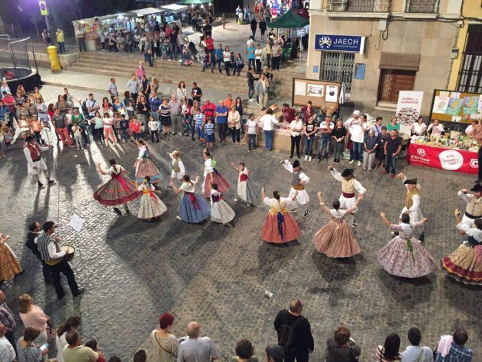 La Fira de l'Alliberament d'Alberic uneix història, tradició i gastronomia