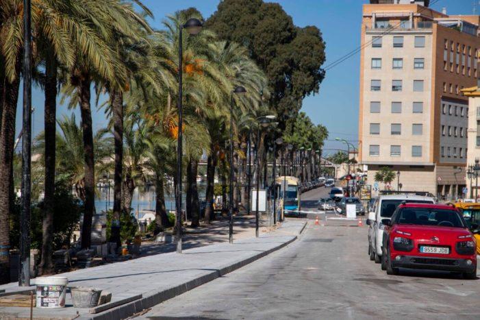 Cullera rehabilita el Pont de Pedra després d'anys d'abandó