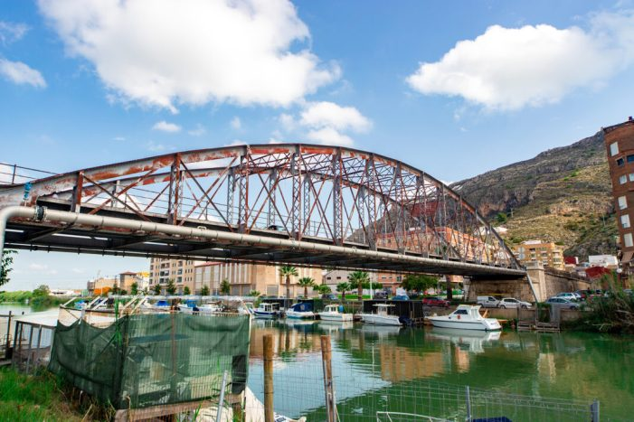 Cullera rehabilitarà el Pont de Ferro i el convertirà en un mirador sobre el Xúquer