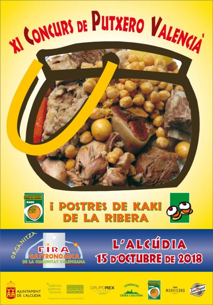Ja està ací el XI Concurs de Putxero Valencià i Postres de Kaki