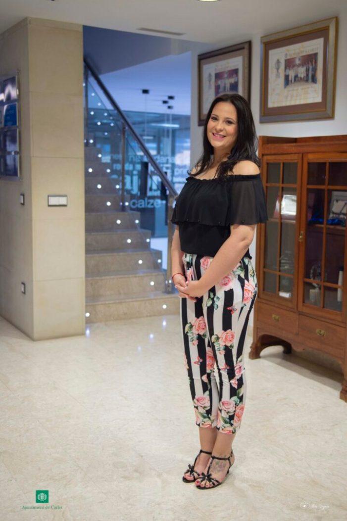 Lara Ocheda, proclamada Fallera Major de Carlet 2019