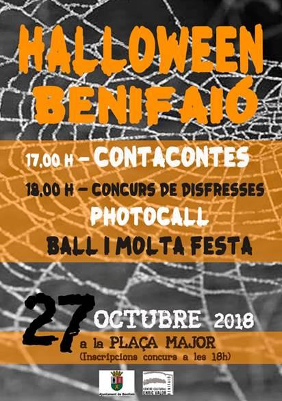 Halloween 2018 Benifaió