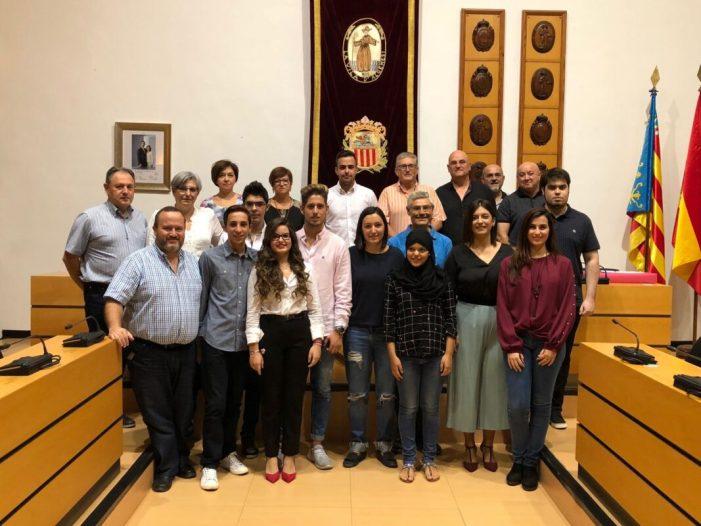 L'Ajuntament concedeix deu premis als millors estudiants de batxillerat i cicles formatius d'Algemesí